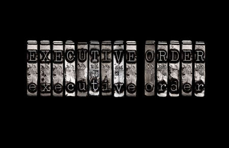president: Executive Order