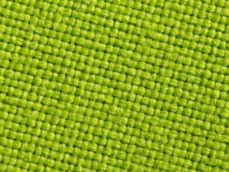 material: Green material background