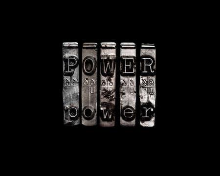 kracht: Concept van de macht