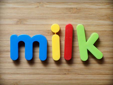 Milk or dairy concept Archivio Fotografico