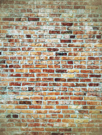 grunge: Grunge brick  Stock Photo