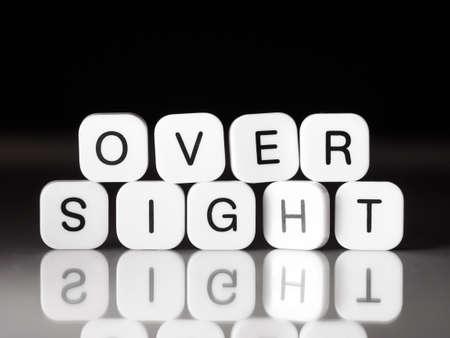 oversight: Oversight concept