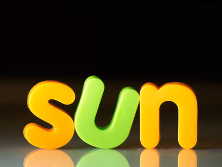 Sun concept Stock Photo