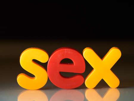 Sex concept Stock Photo