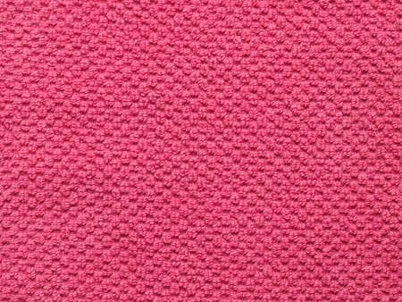 Pink towel background Stock Photo