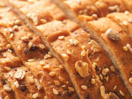 Bread closeup