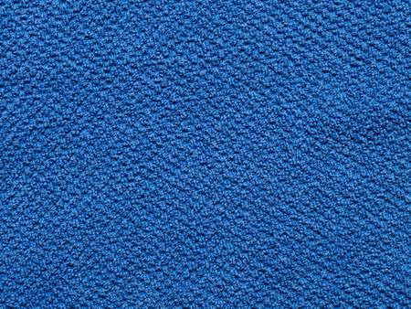 Blue towel background
