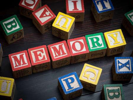 Memory concept