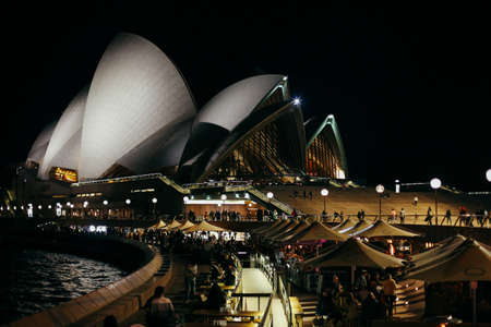 sydney opera house: Sydney Opera House - Circular Quay