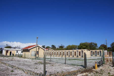 political prisoner: Robert Sobukwe House on Robben Island, where Robert Sobukwe was imprisoned