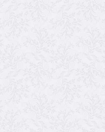 Elegant decorative seamless pattern on the grey background