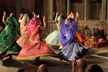 traditional rajastani dance