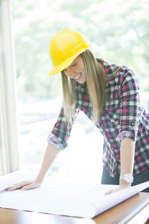 female architect: Young Female Architect