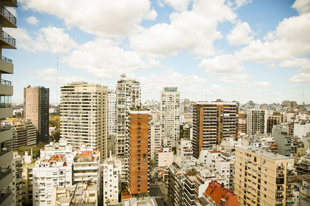 buenos aires: Buenos Aires city Stock Photo