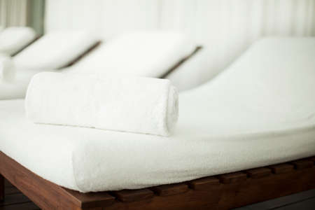 relax: Spa beds