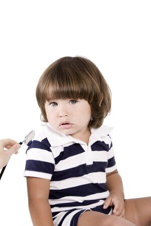 pediatra: El bebé al pediatra