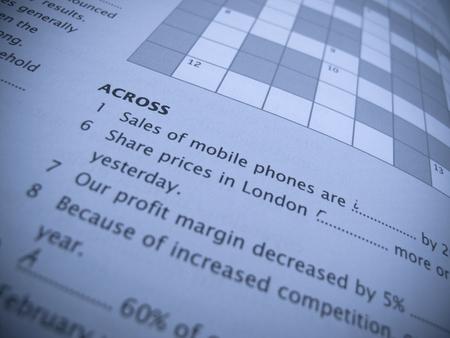 crossword: Crossword