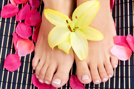 feet: Feet care
