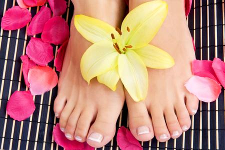 feet: Pies cuidados