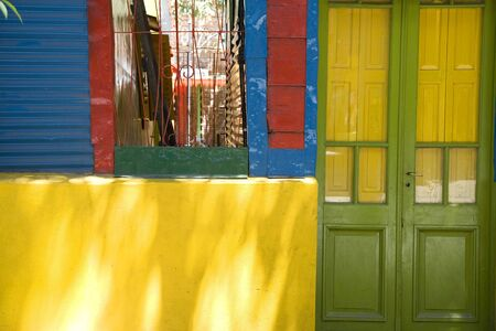 la boca: House in La Boca, Buenos Aires Argentina