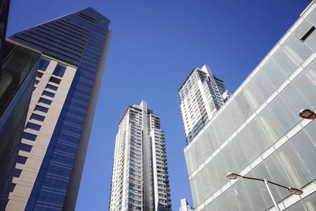 puerto: Buildings in Puerto Madero, Buenos Aires Argentina