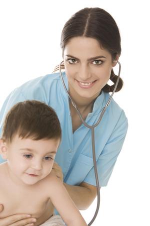 pediatra: Beb� y pediatra