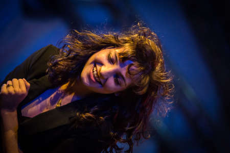 vivo: Milan, Italy. 4st September 2017. Rock band The Konicks performs at the Circolo Magnolia. Brambilla Simone Photography Live News