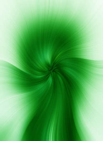 Abstract image composed of colored lines that create spirals Stok Fotoğraf