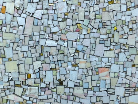 mosaic: Mosaic absract Stock Photo