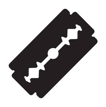 Blade razor Stock Vector - 15825646