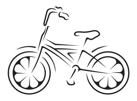 bike symbol Stock Vector - 15825640