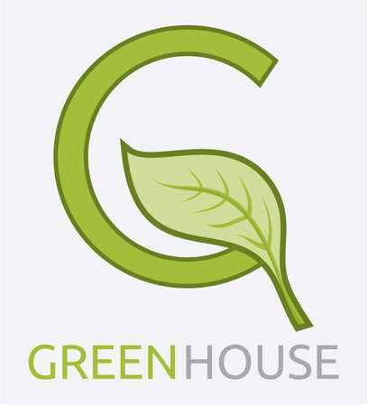 Green House  Stock Vector - 15841964