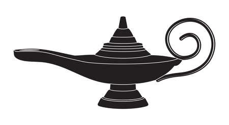 magic lamp Stock Vector - 15970924