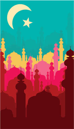 ramadan kareem: abstract religious background