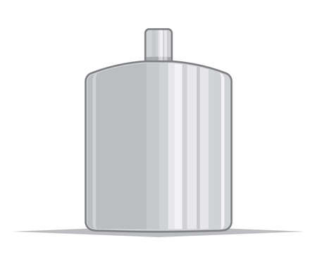 hip flask: Stainless hip flask