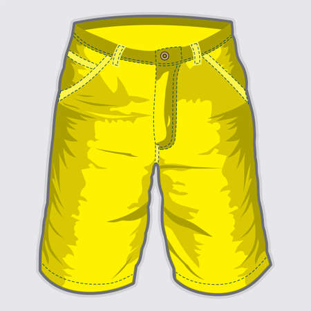 bermuda: short pant - Bermuda shorts