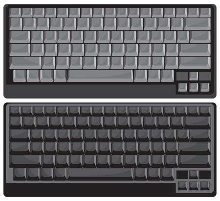 keyboards Stock Vector - 18009889