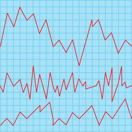 Cardiogram Stock Vector - 18009851