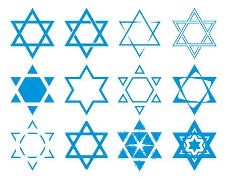 jeruzalem: David ster collectie