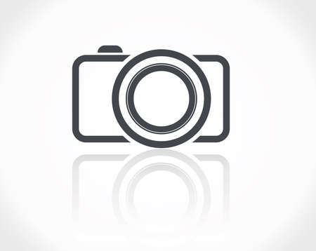 Camera Icon Stock Vector - 18009833