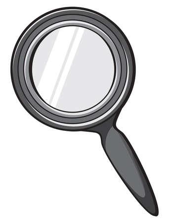 Mirror Stock Vector - 18010017