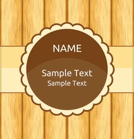 Greeting card - invitation Stock Vector - 18099156