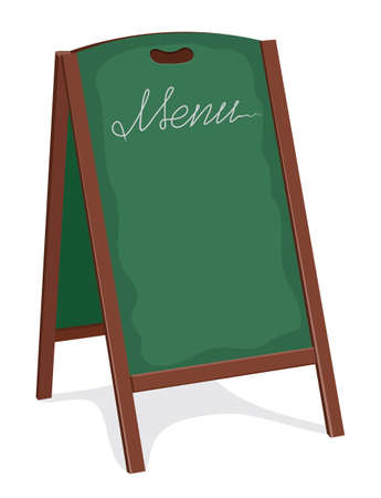 taverns: blackboard for restaurant