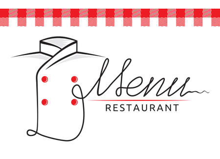 restaurante italiano: Men� del restaurante italiano