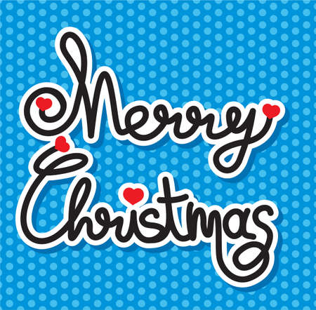 Merry Christmas Stock Vector - 18094796