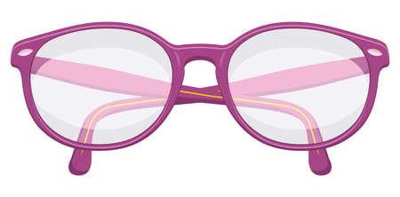 Retro glasses Stock Vector - 18094768