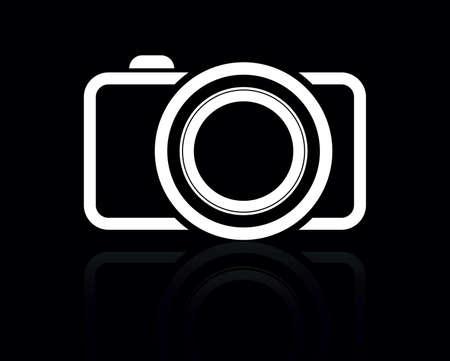 Camera Icon Stock Vector - 18245543