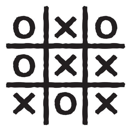 toes: tic tac toe game