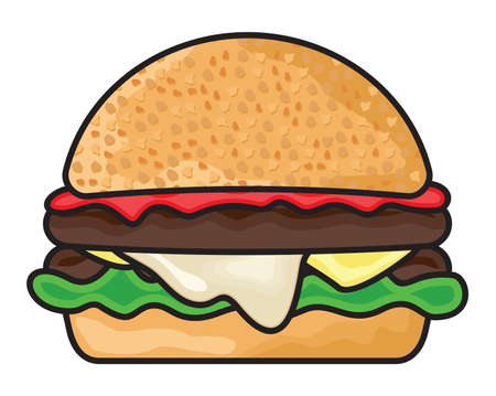 bap: Hamburger