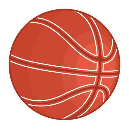 basketball ball: basketball ball Illustration